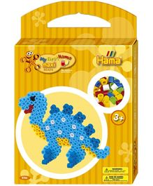 Hama My First Hama Maxi Beads - Dinosaur Shape