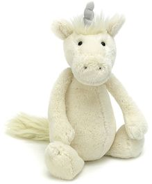 Jellycat Bashful Unicorn Medium - 31 cm