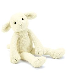 Jellycat Slackajack Lamb Small Soft Toy - 23 cm