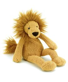 Jellycat Slackajack Lion Soft Toy - Small