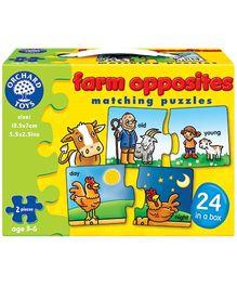 Orchard Toys Farm Opposites