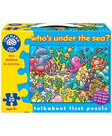 Orchard Toys Whos Under The Sea
