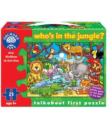 Orchard Toys Whos Under The Jungle