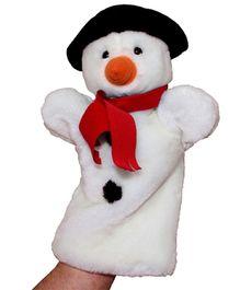 Puppet Company Snowman Glove Puppet