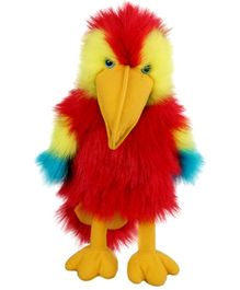 Puppet Company Children Toys Scarlet Macaw - Hand Puppet