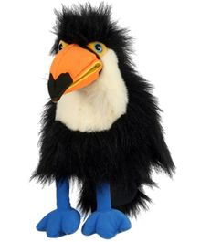 Puppet Companys Children Toys Toucan - Hand Puppet