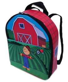 ZipBin Neat Oh Farmland Bring Along Backpack