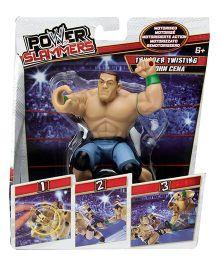 WWE Power Slammers Thunder Twisting John Cena