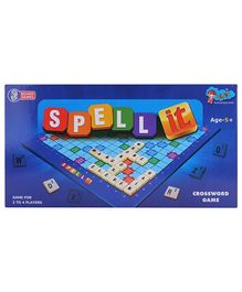 Sunny Spell It - Crossword Game