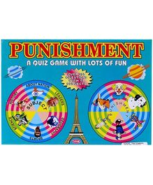 Veer Creation Punishment Board Game