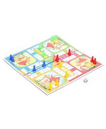 Sunny Ludo Snakes And Ladder Board Game - 4 Years Plus