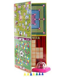 Nirmal Eight Diamonds Board Games - 5 Years Plus