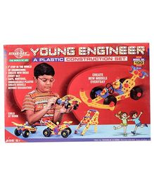Speedage Young Engineer Construction Set Model No 100 - 5 Years Plus