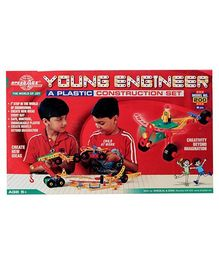 Speedage Young Engineer Construction Set Model No 200 - 5 Years Plus