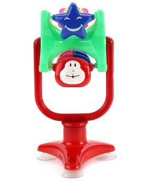 Venus Smiley Go Round Rattle (Color May Vary)