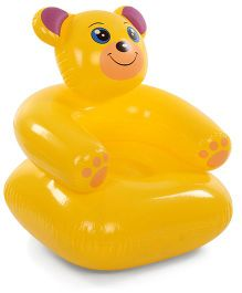 Suzi Inflatable Teddy Bear Sofa Senior - 61 x 61 x 74 cm