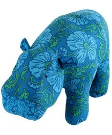 Kidocent Harry The Hippo Soft Toy - 35 cm