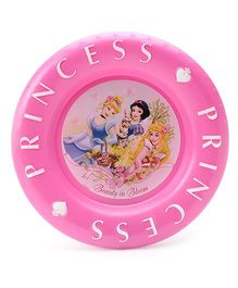 Disney Princess Embossed Bowl Pink - 225 mm