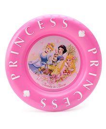 Disney Princess Embossed Bowl Pink - 225 mm