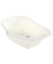 Baby Bath Tub - White