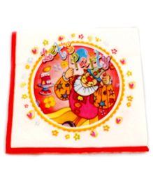 Party Anthem Lets Party Paper Napkins - Pack of 40