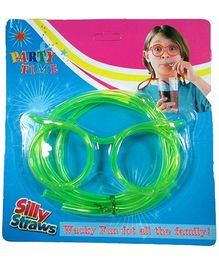Party Anthem Silly Straw Glasses - 1 Piece