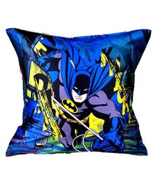Batman Rocking Batman Digital Print Cushion Cover