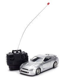 Majorette Victor Full Function Remote Control Car Silver 6 Years Plus