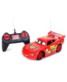 Majorette Lightning McQueen Remote Control Car - Red