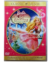 Reliance Big Home Videos Barbie In The 12 Dancing Princess DVD - English