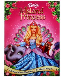 Reliance Big Home Videos Barbie As The Island Princess DVD - English