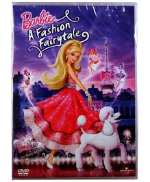 Reliance Big Home Videos Barbie In A Fashion Fairy Tale DVD - English
