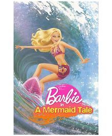 Reliance Big Home Videos Barbie In A Mermaid Tale DVD - English