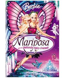 Reliance Big Home Videos Barbie Mariposa VCD - English