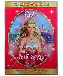 Reliance Big Home Videos Barbie In The Nutcracker DVD - English