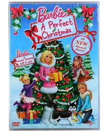 Reliance Big Home Videos Barbie A Perfect Christmas DVD - English