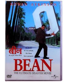 Reliance Big Home Videos Bean The Ultimate Disaster Movie - DVD