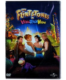 Reliance Big Home Videos The Flinstones In Viva Rock Vegas DVD - English