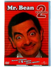 Reliance Big Home Videos Mr Bean Live Action Volume 2 DVD - English