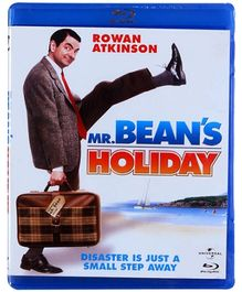 Reliance Big Home Videos Mr Beans Holiday Blu Ray Disc - English