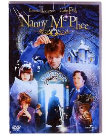 Reliance Big Home Videos Nanny Macphee DVD - English