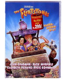 Reliance Big Home Videos The Flintstones DVD - English