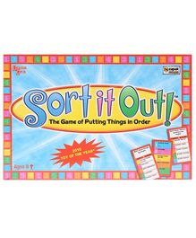 Zapak Sort It Out Board Game