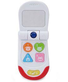 Winfun My Flip Up Sound Phone - 3 Months Plus