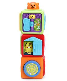 Winfun Stack N Play Activity Blocks - 3 Months Plus