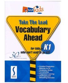Singapore Asian Publication Take The Lead Vocabulary Ahead K1 - English