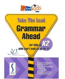 Singapore Asian Publication Take The Lead Grammar Ahead K2 - English