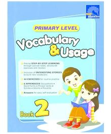 Singapore Asian Publication Primary Level Vocabulary And Usage Book 2 - English
