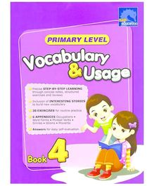 Singapore Asian Publication Primary Level Vocabulary And Usage Book 4 - English