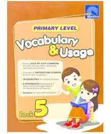 Singapore Asian Publication Primary Level Vocabulary And Usage Book 5 - English